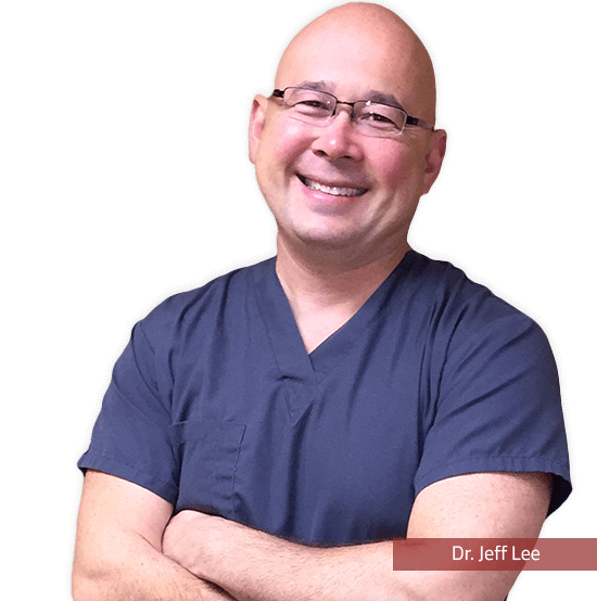 Dr. Jeff Lee Portrait photo