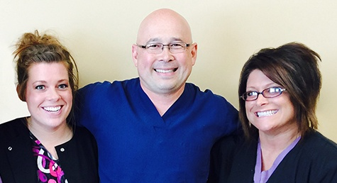 Muskingum Valley Oral Surgery Team phot